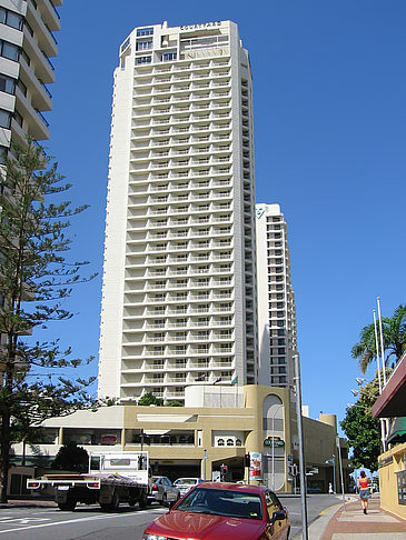 Skyline - Queensland (Surfers Paradise)