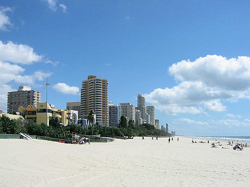 Strand - Queensland (Surfers Paradise)